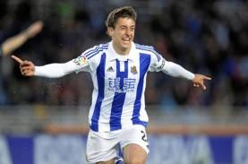 Top Skor La Liga, Aspas & Oyarzabal Lewati Messi &…
