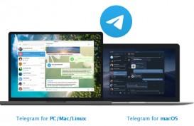 APLIKASI PESAN INSTAN :  Optimalisasi Telegram dengan Berbagai Fitur