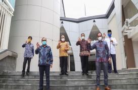 Rektor UGM Apresiasi Pelindo III atas Hibah Bantuan Pembangunan Masjid Mardliyyah Islamic Centre