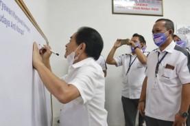 Bank Jateng Cabang Banjarnegara Kampanyekan Antikorupsi