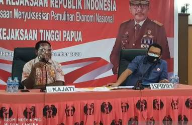Kejati Papua Punya Pekerjaan Selamatkan Uang Negara Rp218 Miliar