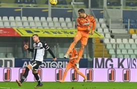 Tambah 2 Gol untuk Juventus, Cristiano Ronaldo Top Skor Serie A