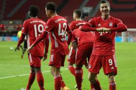 Robert Lewandowski Makin Mantap Top Skor Bundesliga,…