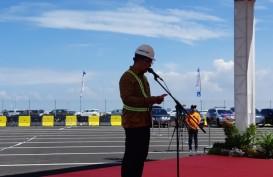 Jokowi Resmikan Pelabuhan Patimban, Ridwan Kamil: Takdir Luar Biasa