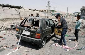 Sasar Anggota DPR Afghanistan, Ledakan Bom di Kabul Tewaskan 9 Orang