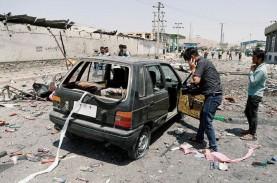 Sasar Anggota DPR Afghanistan, Ledakan Bom di Kabul…