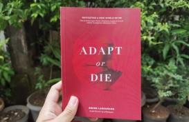 Resensi Buku Adapt or Die: Strategi Menghadapai Perubahan Industri Public Relations