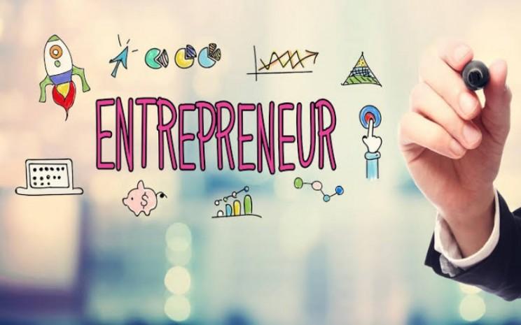 Pengusaha tidak bisa mencapai keberhasilan dengan sendiri. - Ilustrasi entrepreneur