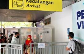 Rapid Test Antigen di Stasiun Kiaracondong Dibandrol Rp105.000