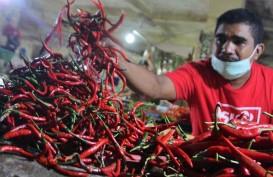 Harga Cabai Merah di Kota Bandung Meroket 100 Persen