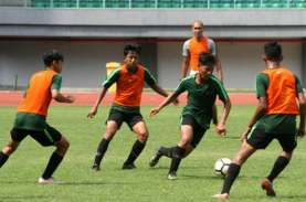 TC Hampir Selesai, Timnas U-16 Digenjot Latihan dengan…