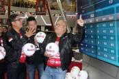 'Sliding Tackle' Saham Bali United (BOLA) ala Pieter Tanuri