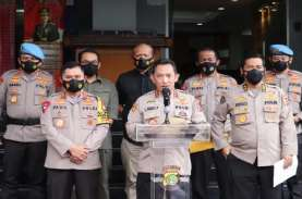 Bareskrim Polri Ambil Alih Kasus Rizieq Shihab dari…