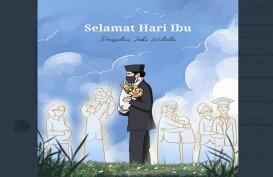 Momentum Hari Ibu, Jokowi Kenang Sosok Ibunda yang Telah Tiada