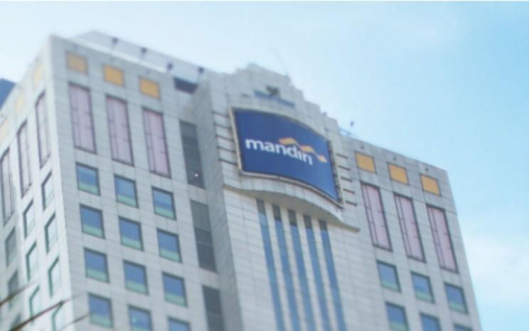 Saham Bank Mandiri Bmri Dijual Investor Asing Indeks Bisnis 27 Terkoreksi Market Bisnis Com