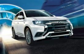 Mitsubishi Mulai Produksi Outlander PHEV di Thailand