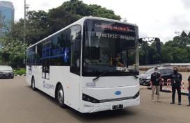 Skywell Indonesia Persiapan Uji Coba Bus Listrik untuk TransJakarta
