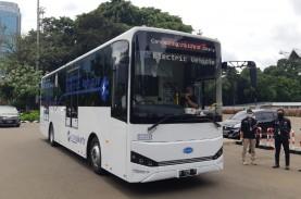 Skywell Indonesia Persiapan Uji Coba Bus Listrik untuk…