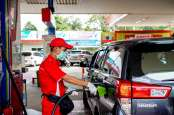 Pertamina Gandeng Alfamart (AMRT) di Bisnis Ritel SPBU, Bakal Sulap Bright Store