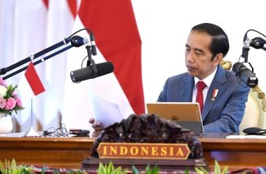Jokowi Reshuffle Perdana, Ini Daftar Menteri Kabinet Indonesia Maju