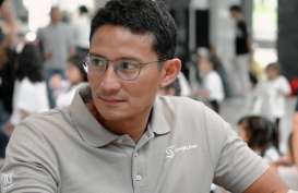 Jokowi Tunjuk Sandiaga Uno Jadi Menpar, Saham Saratoga (SRTG) Moncer