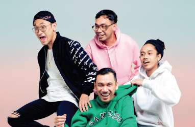 Usai Abdul & The Coffee Theory, Kini Lalahuta Hadir di Fox's Candy Studio