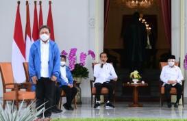 Ditunjuk Jokowi Jadi Menteri KKP, Ini Harapan Sakti Wahyu Trenggono