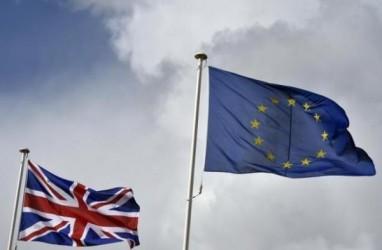 NEGOSIASI PASCA-BREXIT : UE Tolak Usulan Inggris