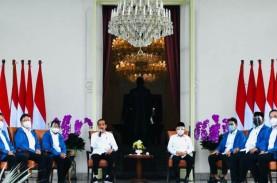 Aliansi Relawan Jokowi Apresiasi Reshuffle Kabinet…