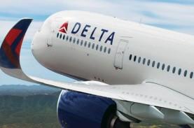 Penumpang Pesawat Nekad Keluar dari Pintu Darurat…