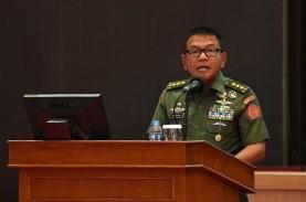 Ditunjuk Jokowi Jadi Wamenhan, Ini Profil Muhammad…