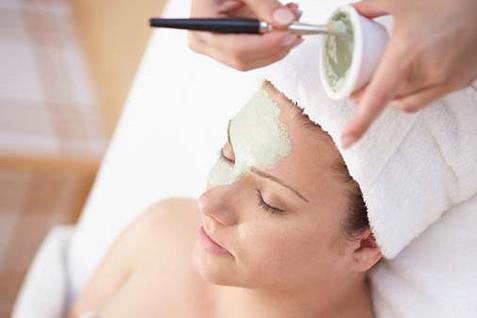 Ilustrasi perawatan kulit