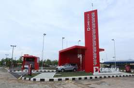 CIMB Niaga Hadirkan ATM Drive Thru di Rest Area KM…