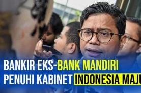 Kepercayaan Jokowi untuk Pahala N. Mansury di Kementerian…