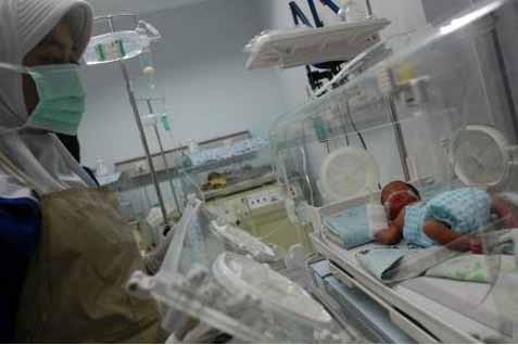 Bayi prematur - antara