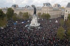 Penembak Mati Tiga Polisi di Prancis Ditemukan Tewas