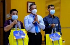 Kemenkeu Salurkan Ribuan Paket Sembako di Jabar