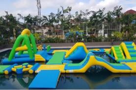 Wahana Air Modern Aquaparc Kini Ada di Eastparc Hotel…