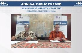 Nusantara Infrastructure (META) Incar Pendapatan Naik 50 Persen pada 2021