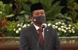 Resmi Jadi Menteri KKP, Sakti Wahyu Trenggono Lepaskan Posisi Komut