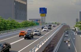 Segera Beroperasi, Flyover Purwosari Kota Solo Mulai Diuji Coba