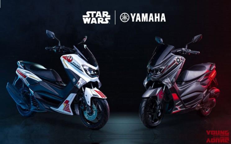 Yamaha NMAX.  - Yamaha