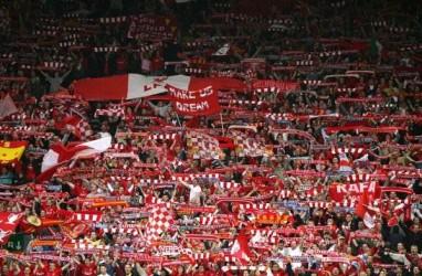 Penonton Hanya Boleh Hadir di Markas Liverpool & Everton