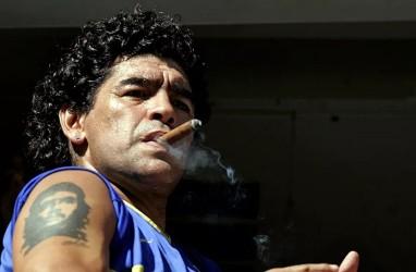 Diego Maradona Dinyatakan Bersih Menjelang Meninggal Dunia