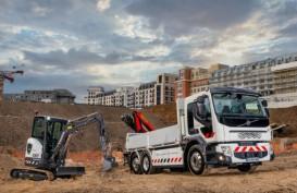 Volvo Group Mulai Kirim Truk dan Alat Berat Sepenuhnya Listrik