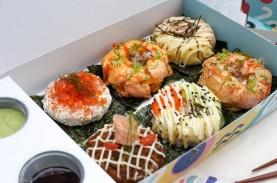 Bisnis Hybrid Food Baiza Sushi