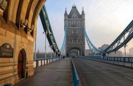Perketat Lockdown, Inggris Gelontorkan Lebih Banyak Stimulus