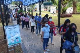Ada 3.216 Penumpang Tes Covid-19 di Bandara Soekarno-Hatta,…