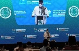 MUI Minta Pemerintah Lanjutkan Komitmen untuk Bela Palestina