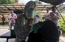 Mantap! TNI-Polri Adakan Rapid Test Antigen Gratis di Stasiun Senen
